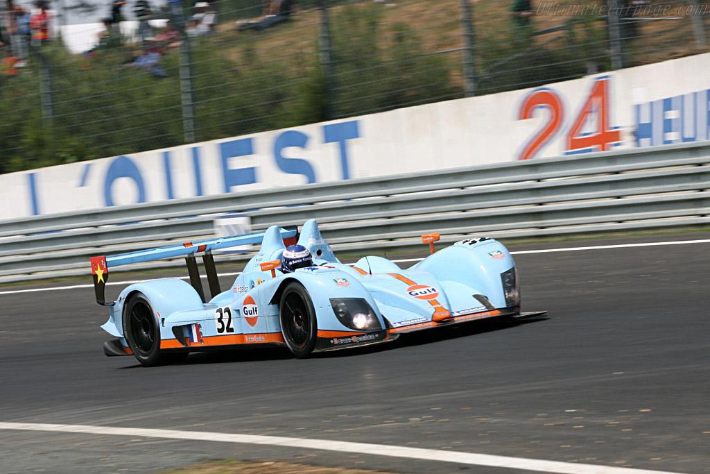 Zytek 07S/2 - Chassis: 07S-01 - Entrant: Barazi Epsilon  - 2007 24 Hours of Le Mans Preview