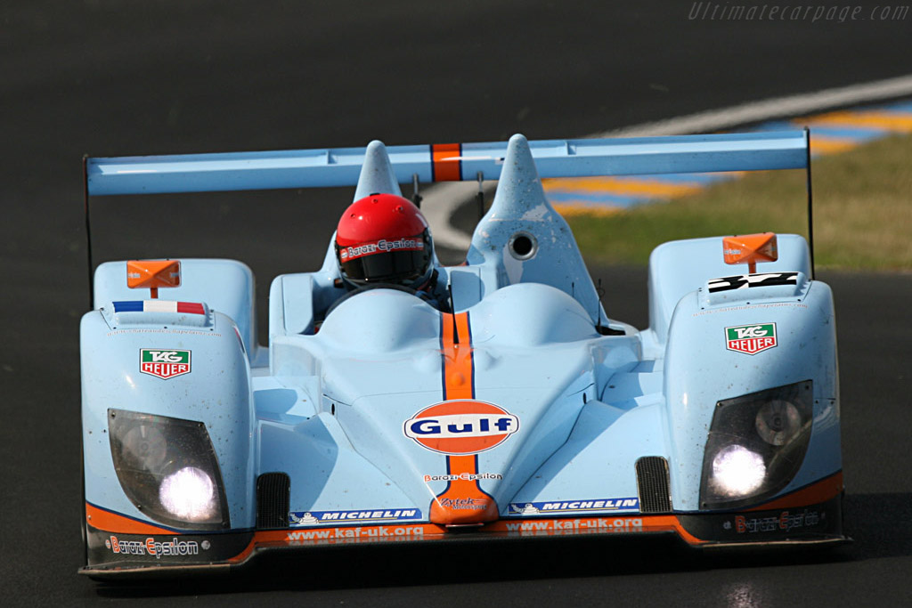 Zytek 07S/2 - Chassis: 07S-01 - Entrant: Barazi Epsilon  - 2007 24 Hours of Le Mans Preview
