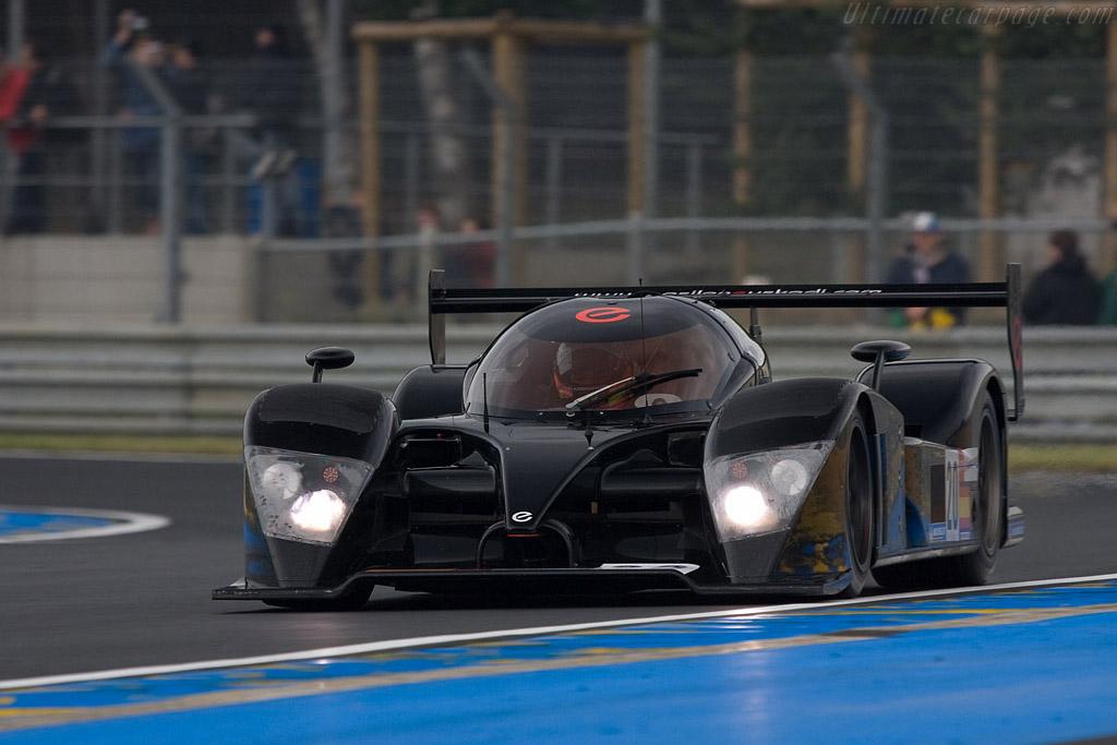 Epsilon Euskadi ee1 Judd - Chassis: 002 - Entrant: Epsilon Euskadi  - 2008 24 Hours of Le Mans Preview