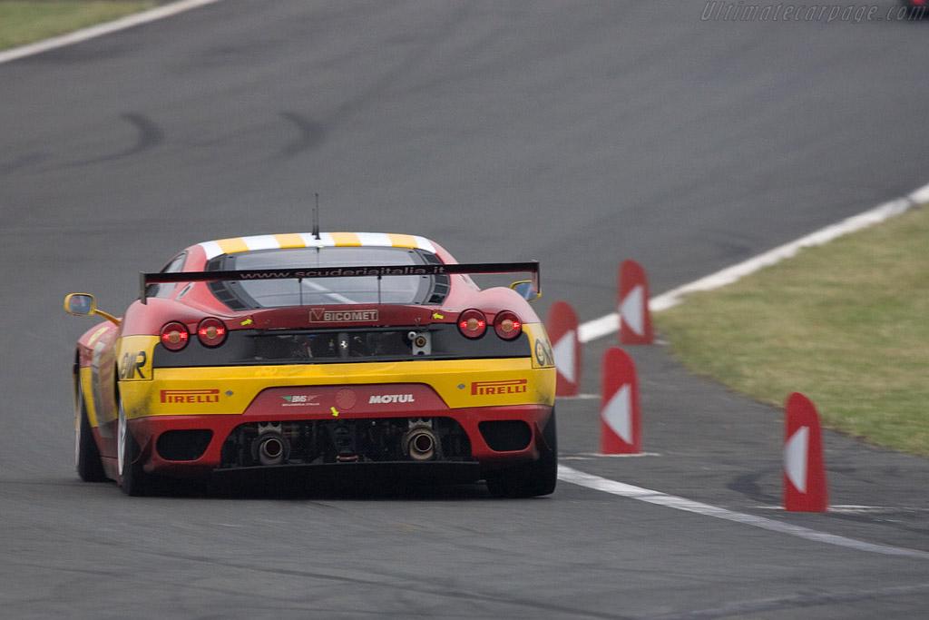 Ferrari F430 GTC - Chassis: 2616 - Entrant: BMS Scuderia Italia  - 2008 24 Hours of Le Mans Preview