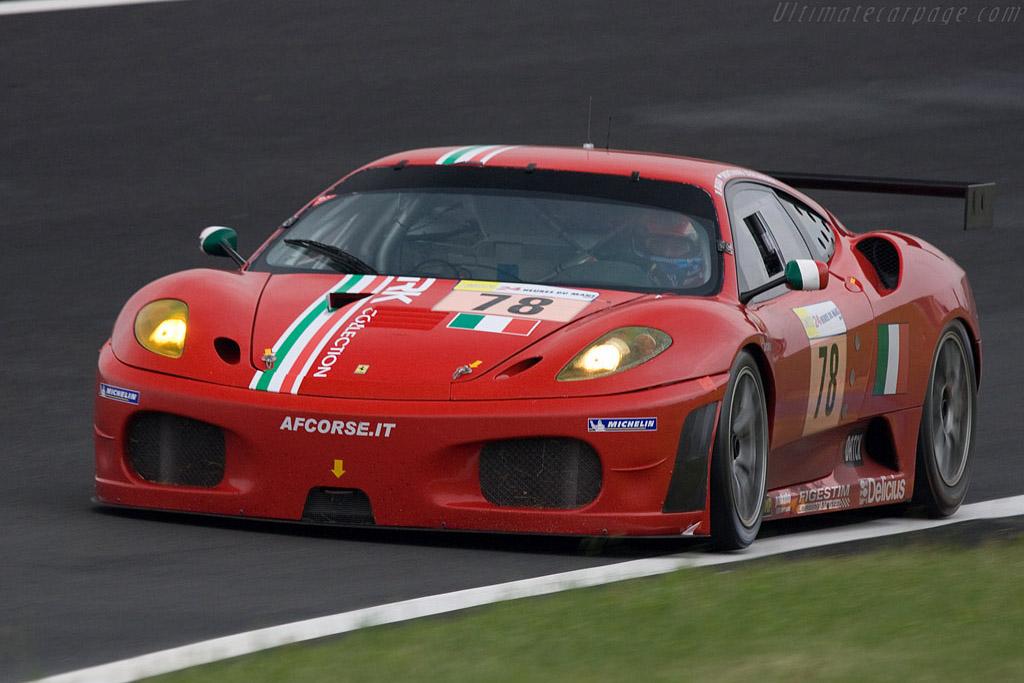 Ferrari F430 GTC - Chassis: 2464b - Entrant: AF Corse  - 2008 24 Hours of Le Mans Preview