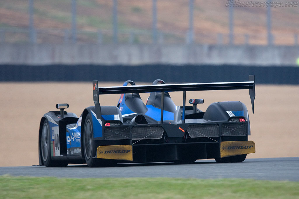 Lola B05/40 AER - Chassis: B0540-HU01 - Entrant: Team Quiffel ASM  - 2008 24 Hours of Le Mans Preview
