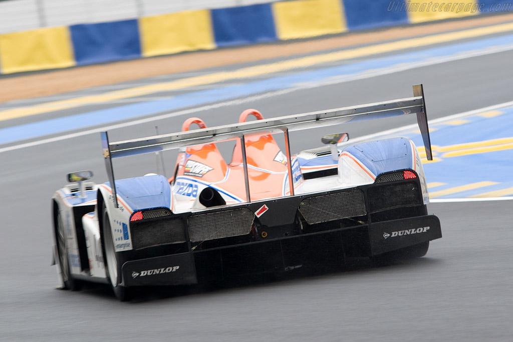 Lola B05/40 Mazda - Chassis: B0540-HU07 - Entrant: Kruse Schiller Motorsport  - 2008 24 Hours of Le Mans Preview