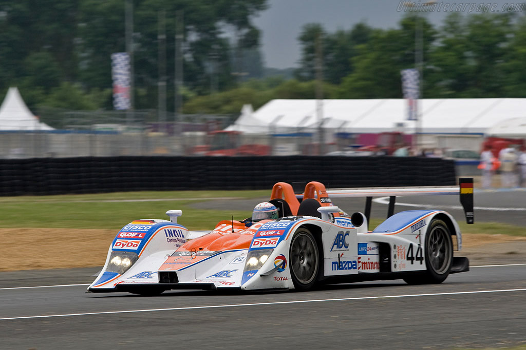 Lola B05/40 Mazda - Chassis: B0540-HU07 - Entrant: Kruse Schiller Motorsport  - 2008 24 Hours of Le Mans Preview