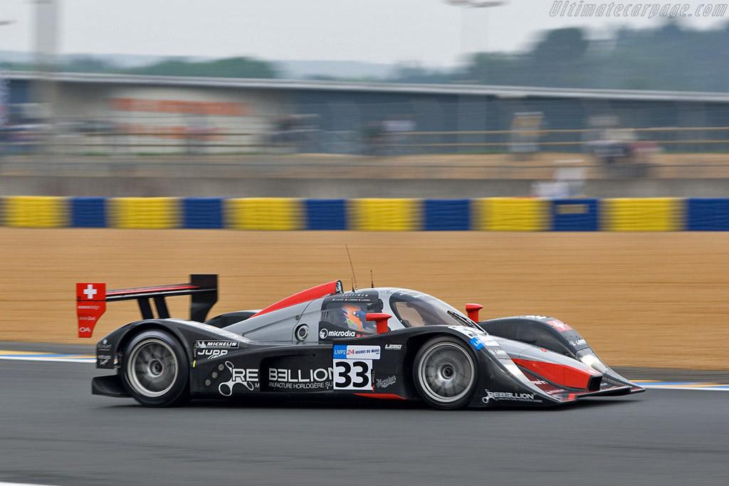 Lola B08/80 Judd - Chassis: B0880-HU01 - Entrant: Speedy Racing Team Sebah  - 2008 24 Hours of Le Mans Preview