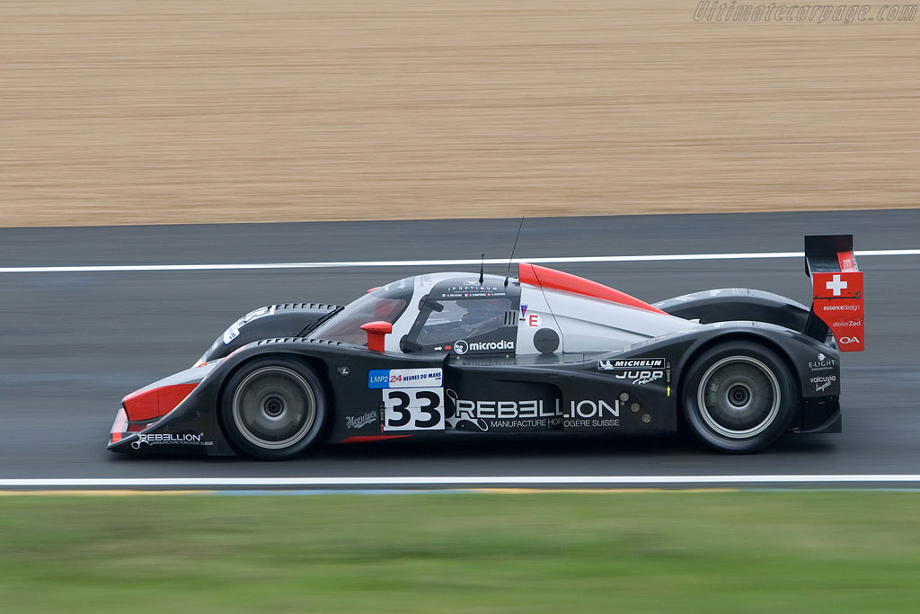 Lola B08/80 Judd - Chassis: B0880-HU01 - Entrant: Speedy Racing Team Sebah  - 2008 24 Hours of Le Mans Preview