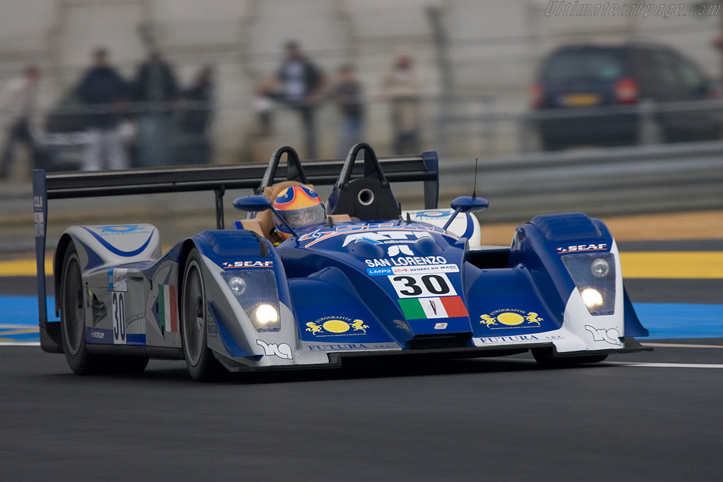 Lucchini LMP2 Judd - Chassis: 165 - Entrant: Racing Box  - 2008 24 Hours of Le Mans Preview