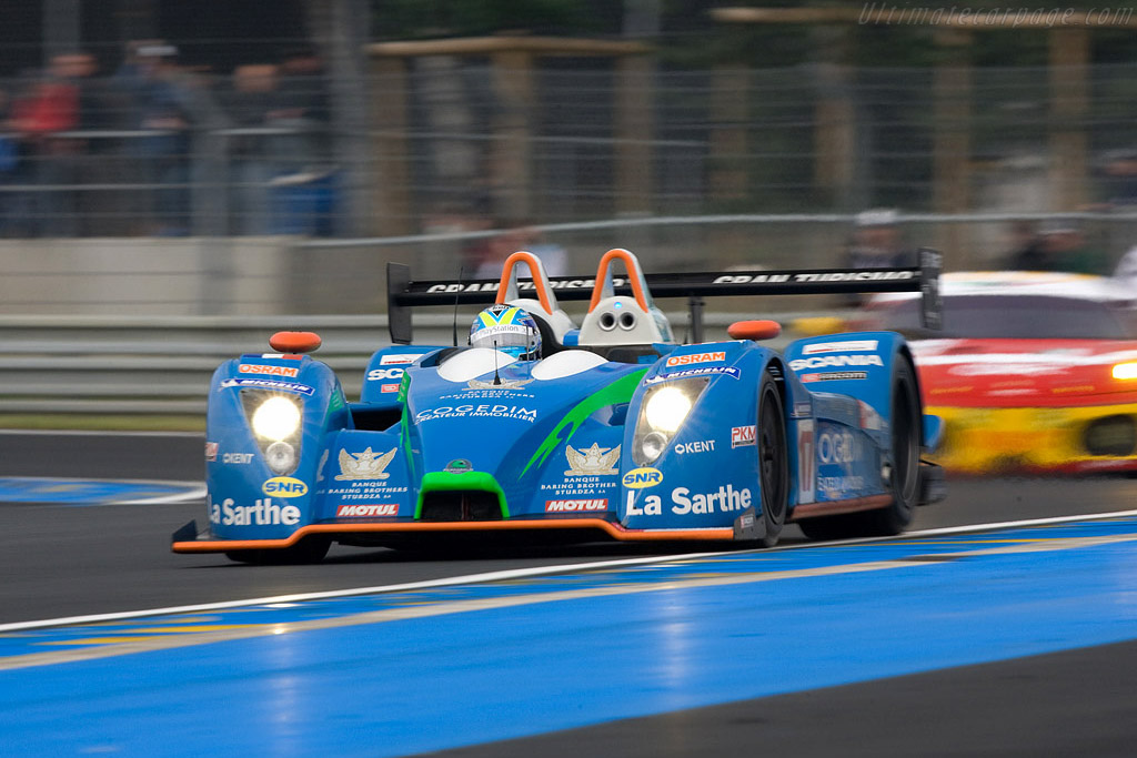 Pescarolo 01 Judd - Chassis: 01-07 - Entrant: Pescarolo Sport  - 2008 24 Hours of Le Mans Preview