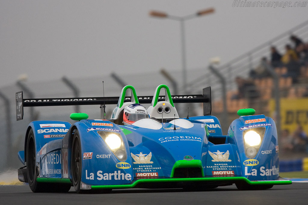 Pescarolo 01 Judd - Chassis: 01-01 - Entrant: Pescarolo Sport  - 2008 24 Hours of Le Mans Preview