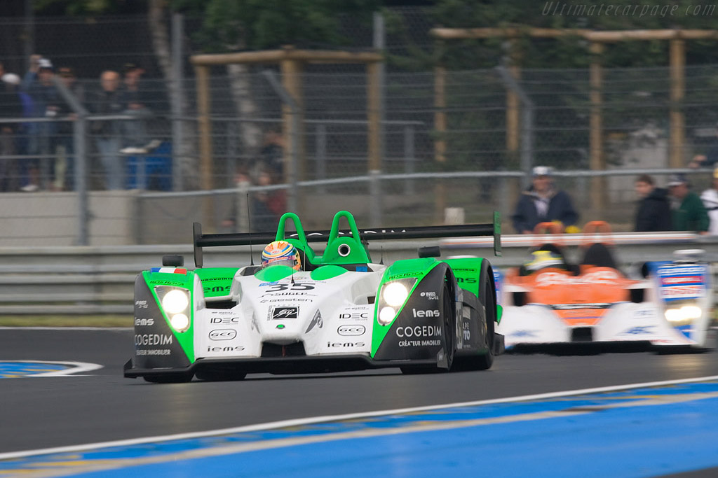 Pescarolo 01 Judd - Chassis: 01-06 - Entrant: Saulnier Racing  - 2008 24 Hours of Le Mans Preview