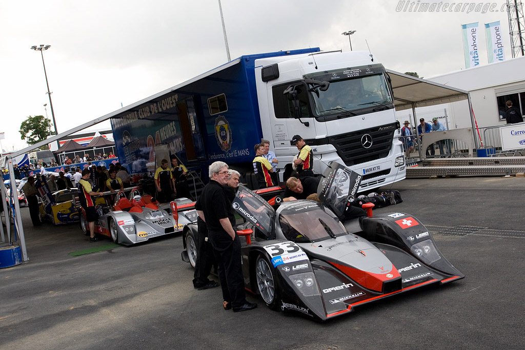 Welcome to Le Mans    - 2008 24 Hours of Le Mans Preview