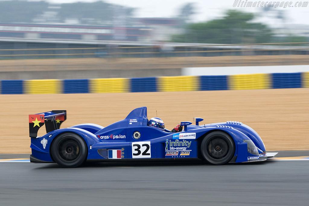 Zytek 07S/2 - Chassis: 07S-01 - Entrant: Barazi Epsilon  - 2008 24 Hours of Le Mans Preview