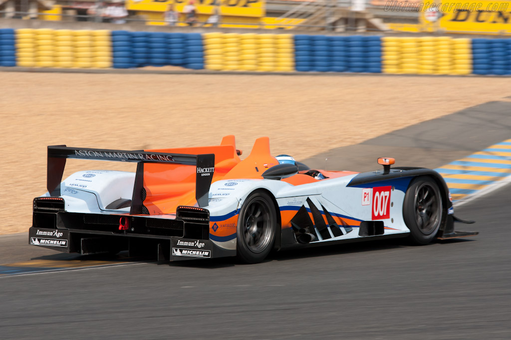 Aston Martin AMR-One - Chassis: 1   - 2011 Le Mans Test