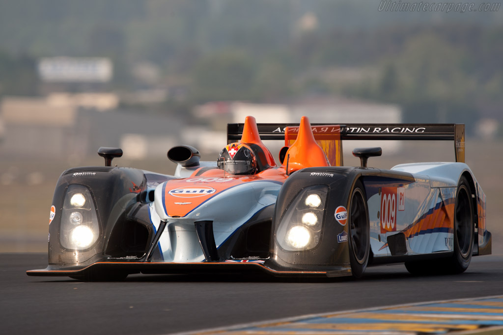 Aston Martin AMR-One - Chassis: 2   - 2011 Le Mans Test