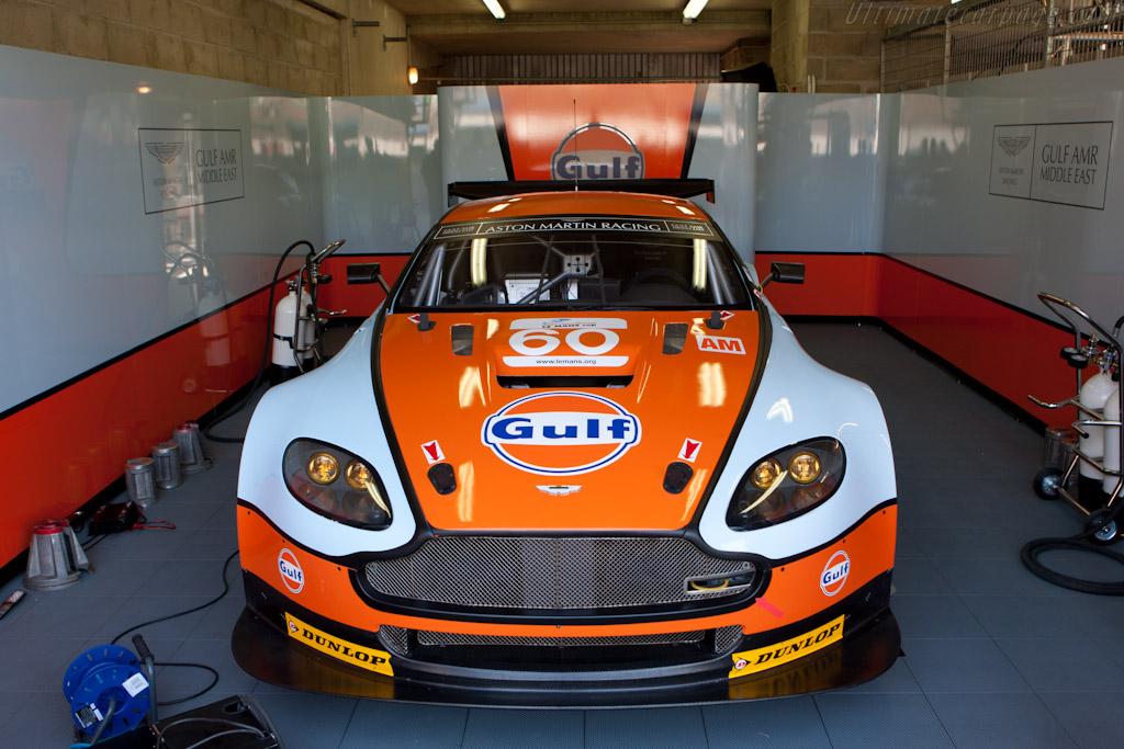 Aston Martin V8 Vantage - Chassis: GT2/009   - 2011 Le Mans Test