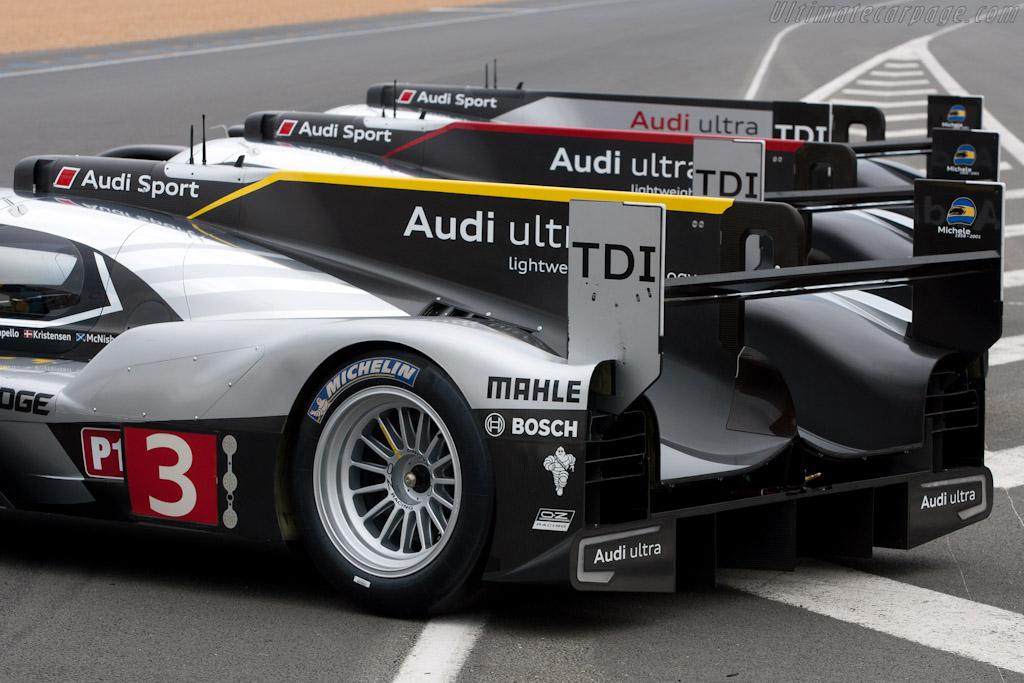 Audis - Chassis: 105   - 2011 Le Mans Test