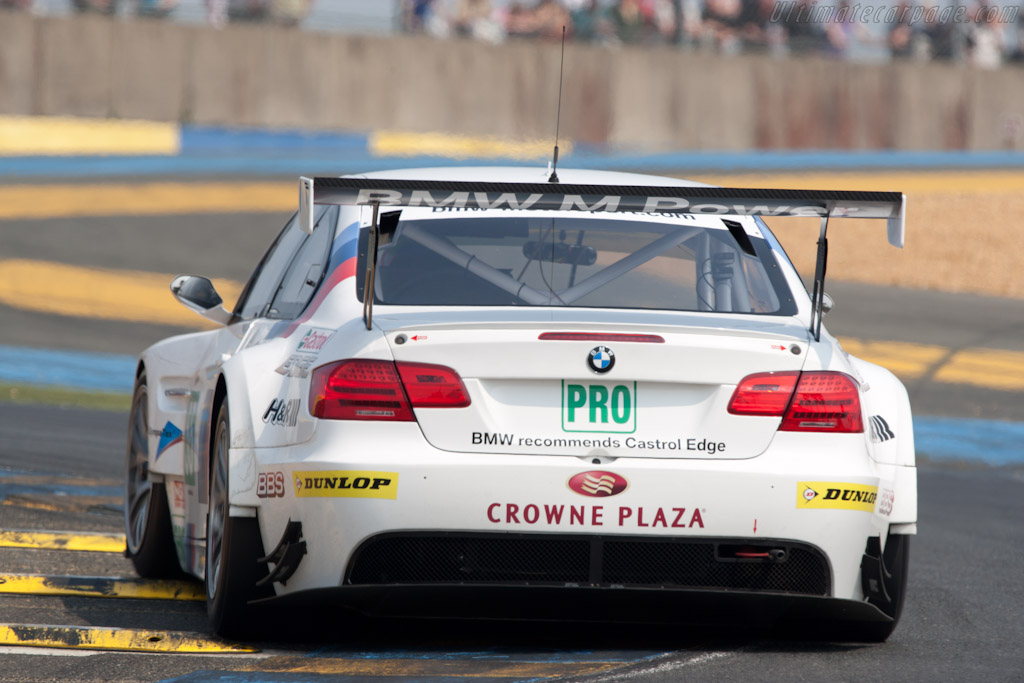 BMW M3 GT - Chassis: 1103   - 2011 Le Mans Test