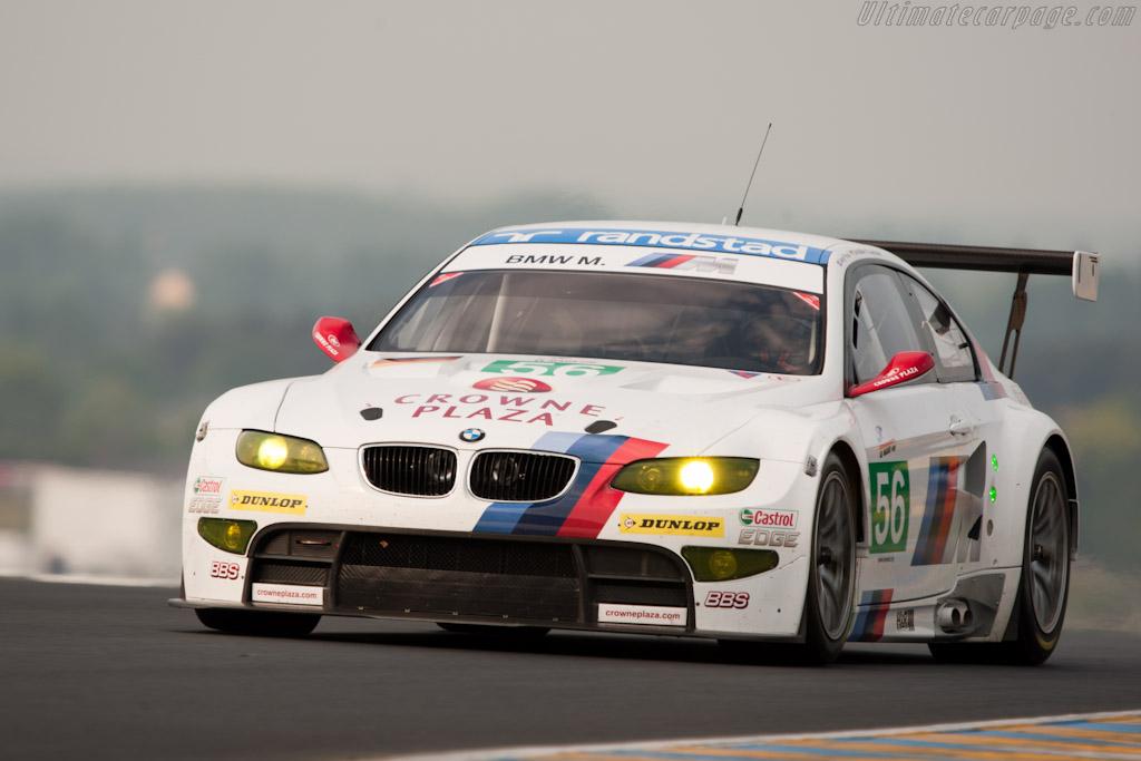 BMW M3 GT - Chassis: 1106  - 2011 Le Mans Test