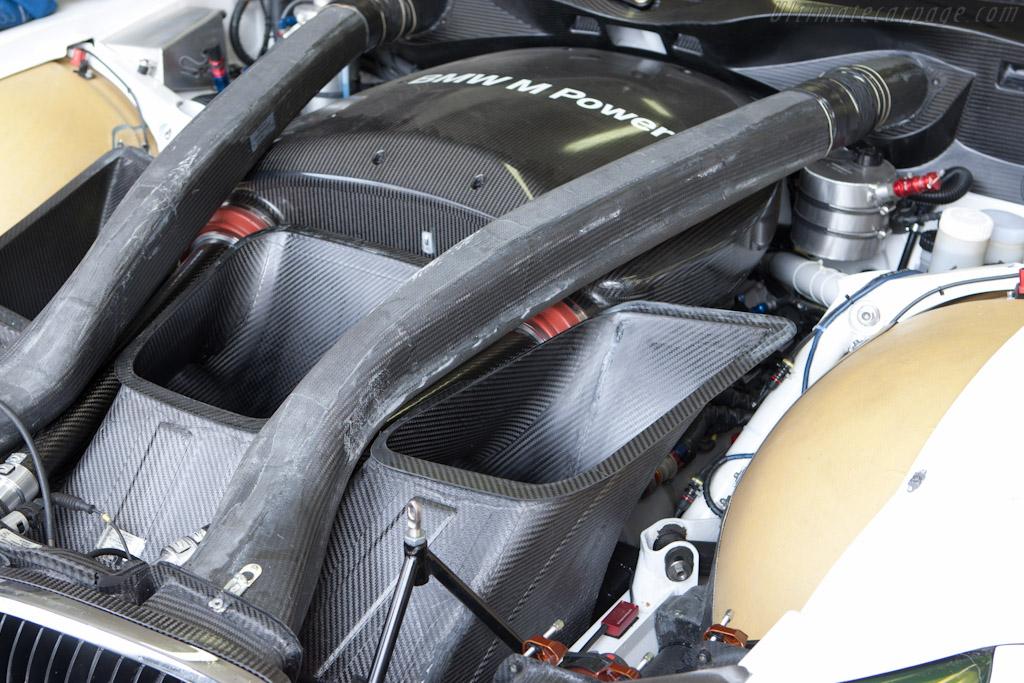 BMW V8 - Chassis: 1103   - 2011 Le Mans Test