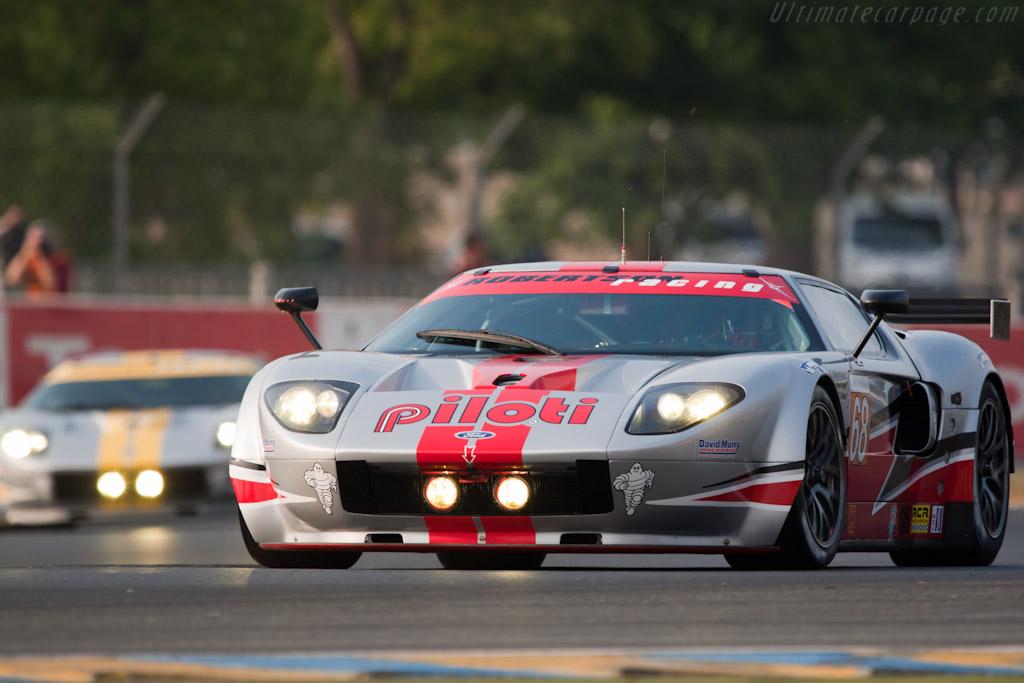 Doran Ford GT Mk VII - Chassis: JE5-004  - 2011 Le Mans Test