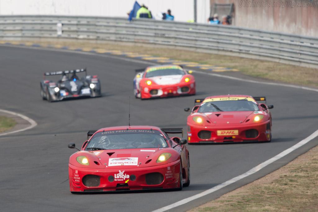 Ferrari F430 GTC - Chassis: 2626   - 2011 Le Mans Test