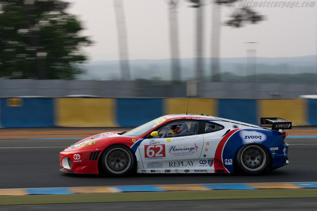 Ferrari F430 GTC - Chassis: 2612   - 2011 Le Mans Test