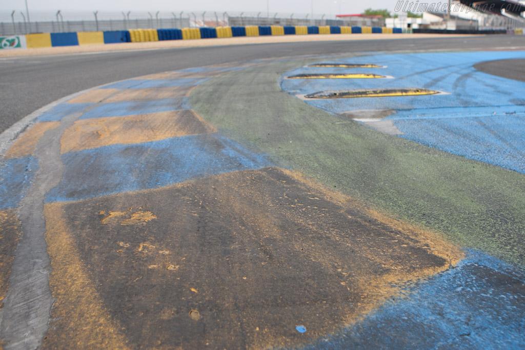 Ford Chicane   - 2011 Le Mans Test