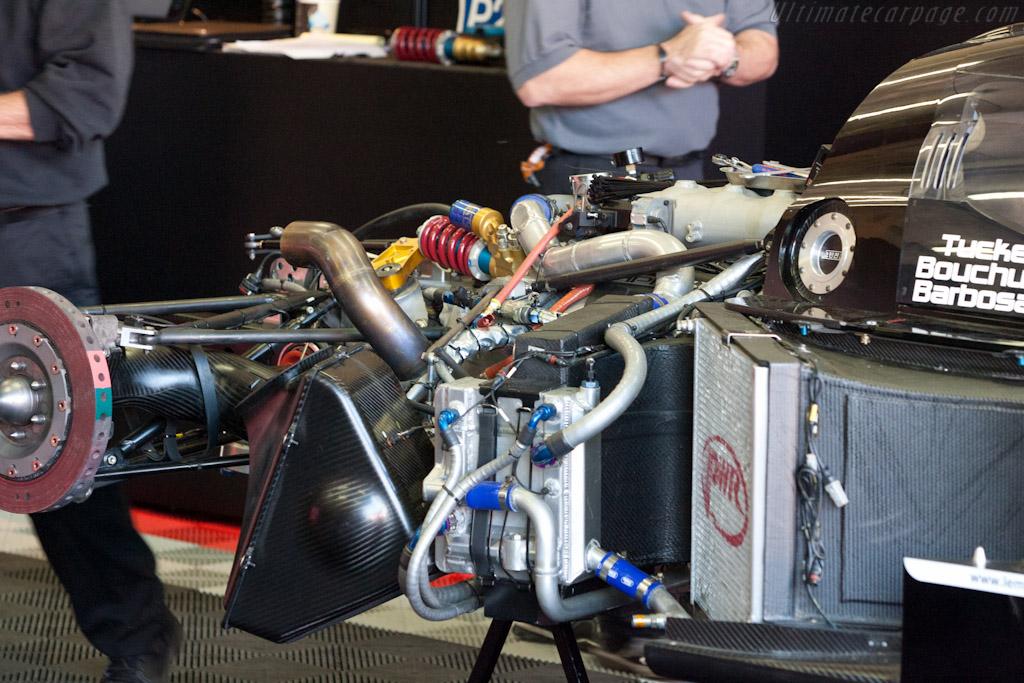 HPD V6 - Chassis: B1180-HU05   - 2011 Le Mans Test