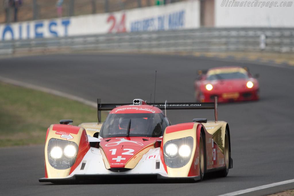 Lola B10/60 Toyota - Chassis: B1060-HU01   - 2011 Le Mans Test