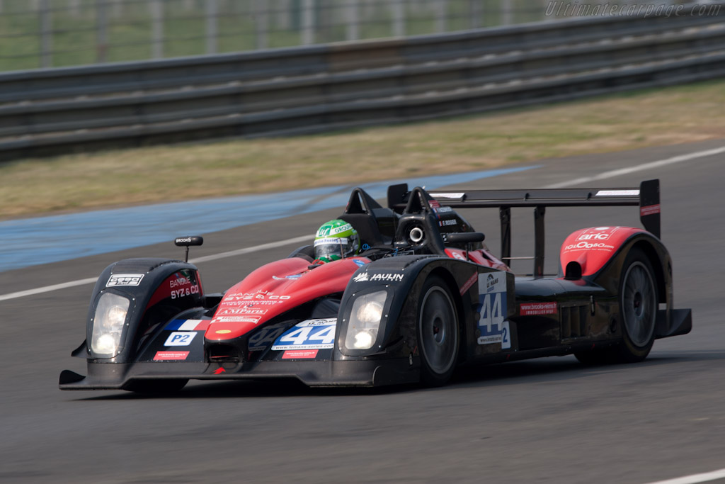 Norma M200P Judd/BMW - Chassis: 02  - 2011 Le Mans Test