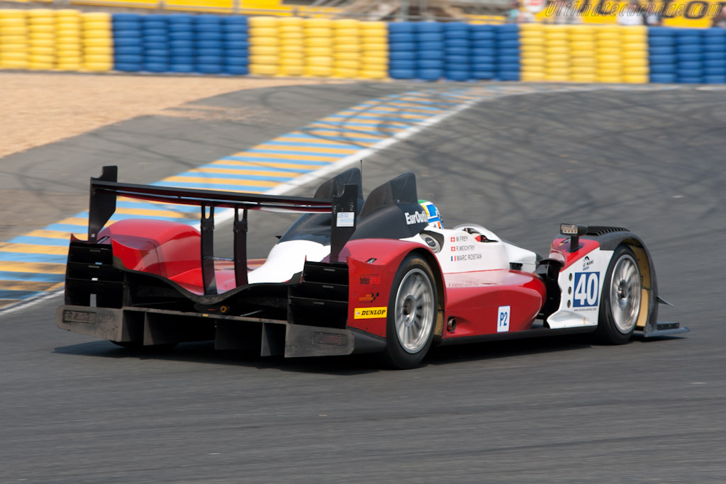 Oreca 03 BMW - Chassis: 02   - 2011 Le Mans Test
