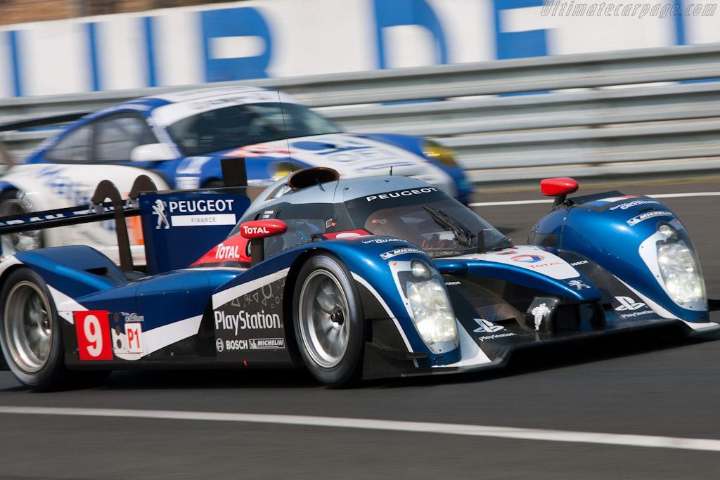 Peugeot 908 - Chassis: 908-03   - 2011 Le Mans Test
