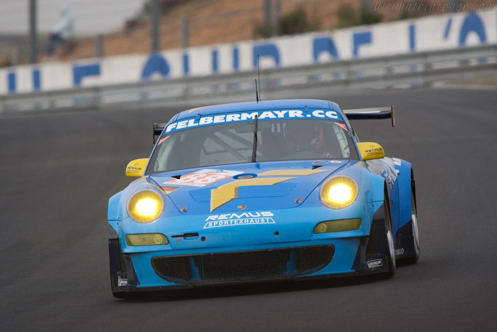 Porsche 997 GT3 RSR - Chassis: WP0ZZZ99Z9S799918  - 2011 Le Mans Test
