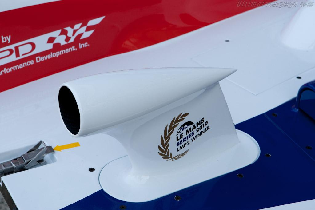 RML HPD ARX-01d - Chassis: LC70-12   - 2011 Le Mans Test