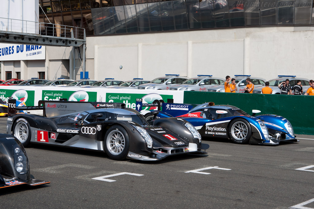 Rivals - Chassis: 104   - 2011 Le Mans Test