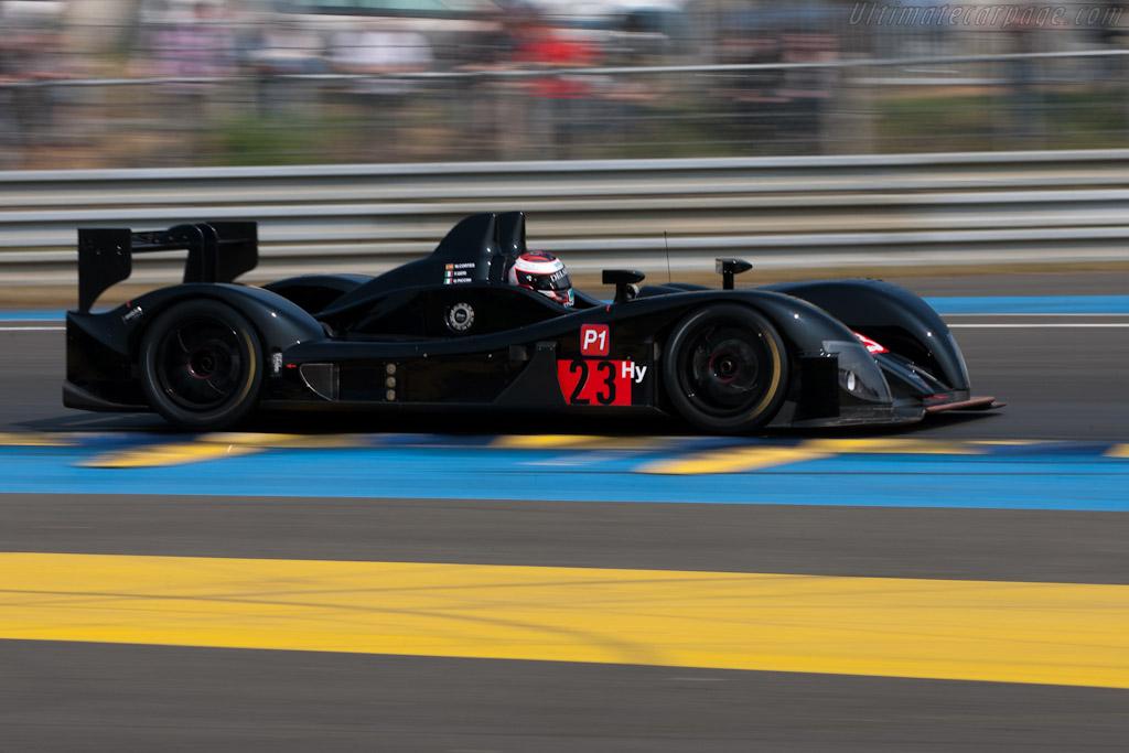 Zytek 09SH - Chassis: 07S-01   - 2011 Le Mans Test