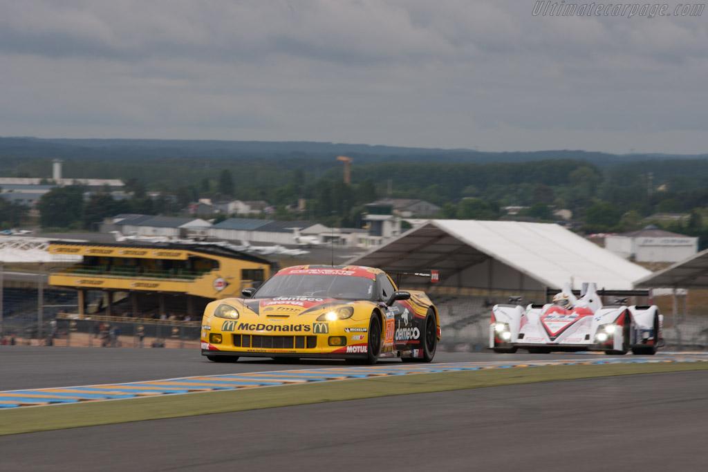 Chevrolet Corvette C6.R GT2 - Chassis: C6GT-003   - 2012 Le Mans Test
