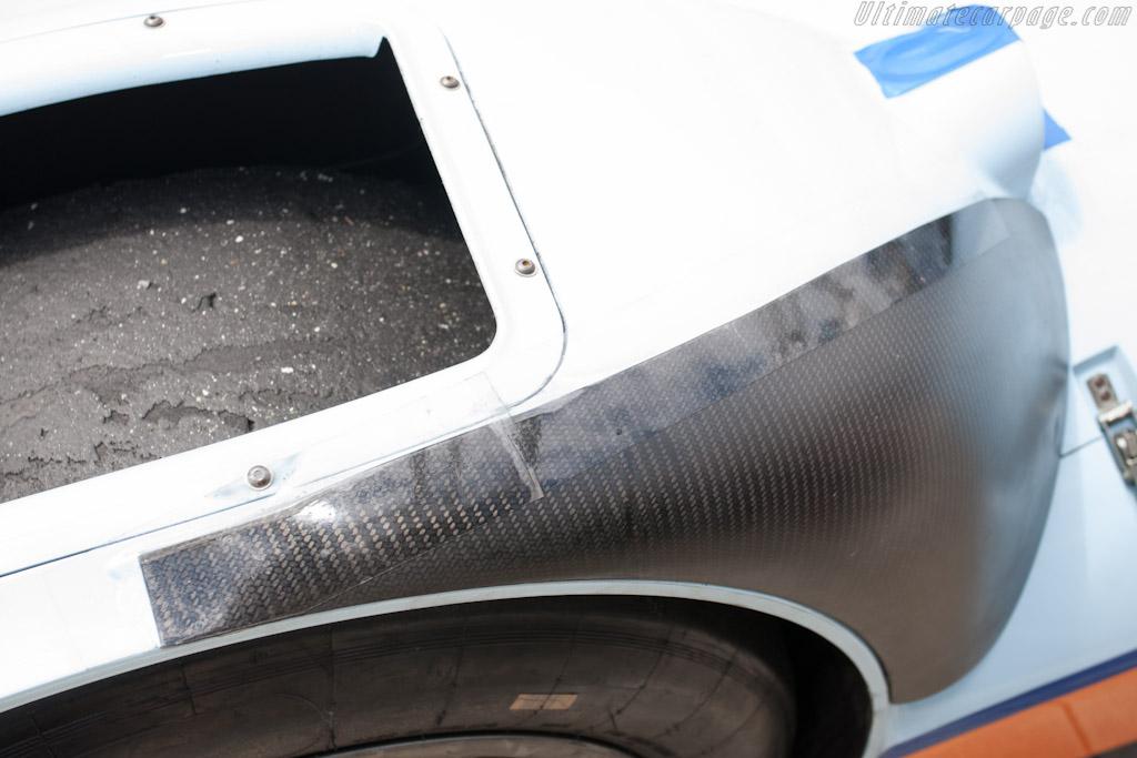 Gaffer-taped on    - 2012 Le Mans Test