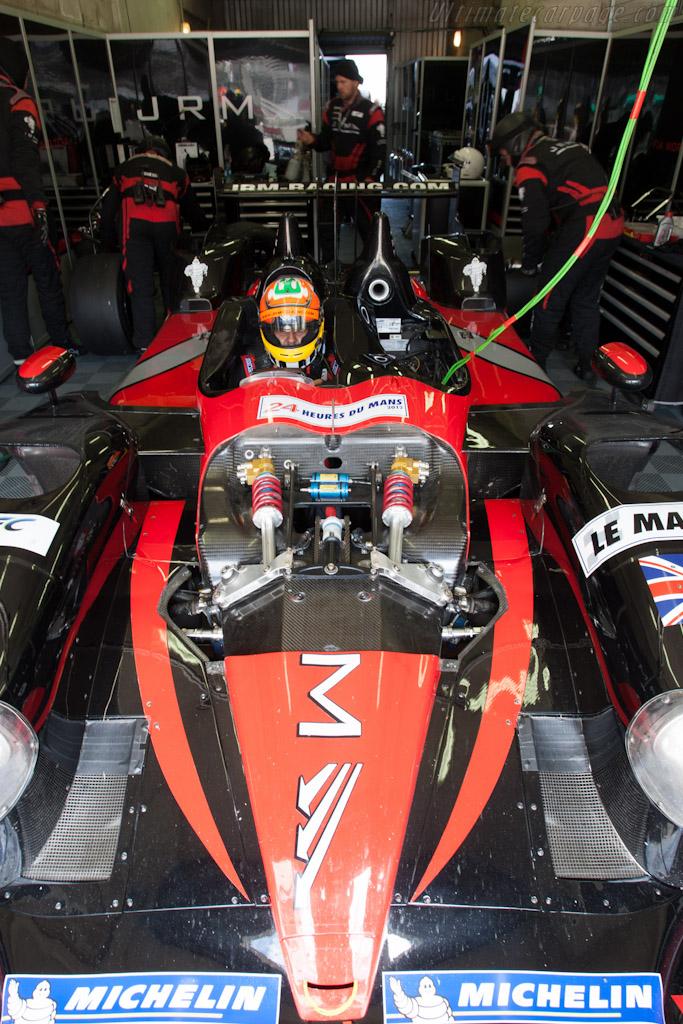 HPD ARX-03a - Chassis: 07   - 2012 Le Mans Test