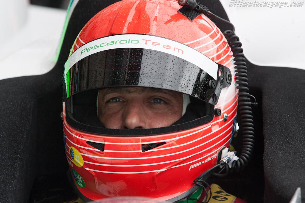 Jean-Christophe Bouillon - Chassis: 01   - 2012 Le Mans Test