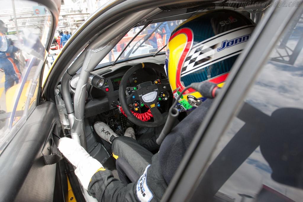 Jonny Cocker - Chassis: 2808   - 2012 Le Mans Test