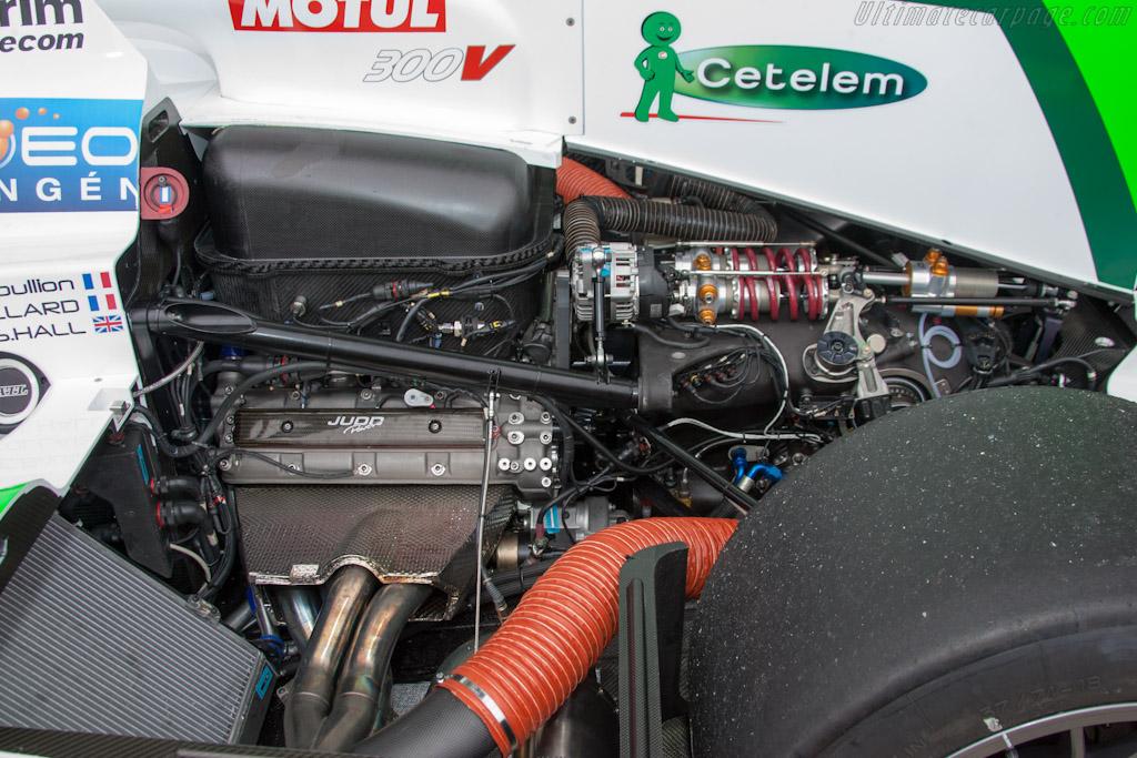 Judd V8 - Chassis: 01   - 2012 Le Mans Test