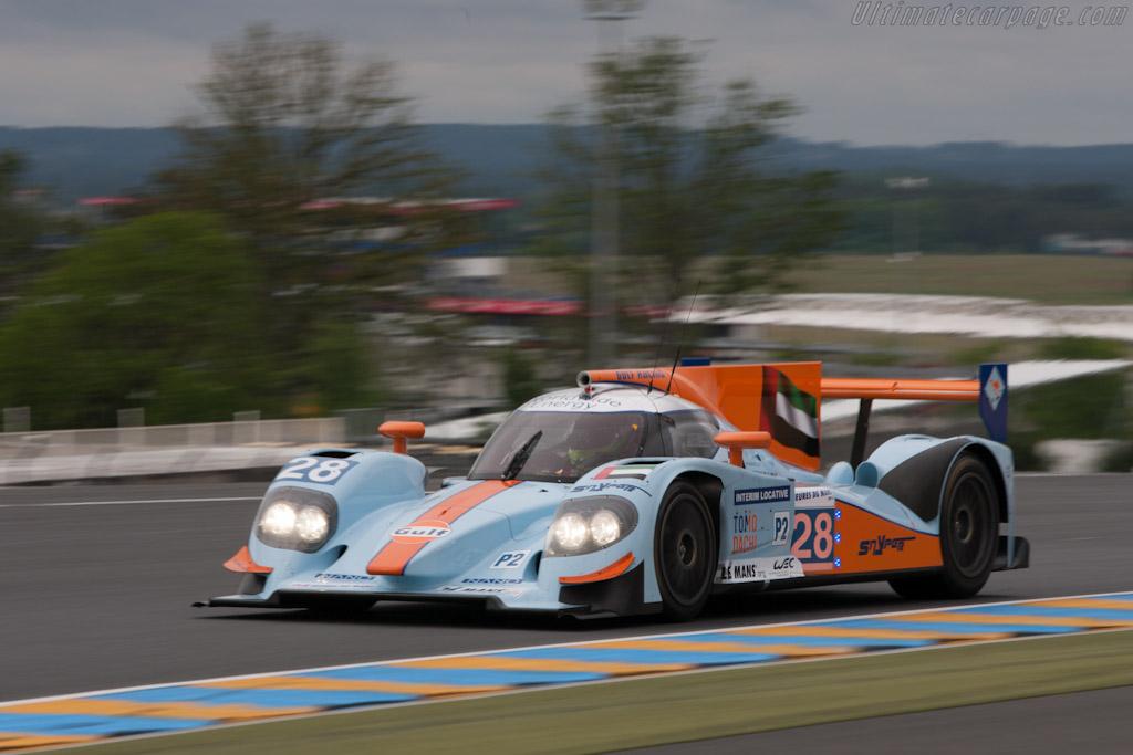 Lola B12/80 Nissan - Chassis: B1280-HU01   - 2012 Le Mans Test