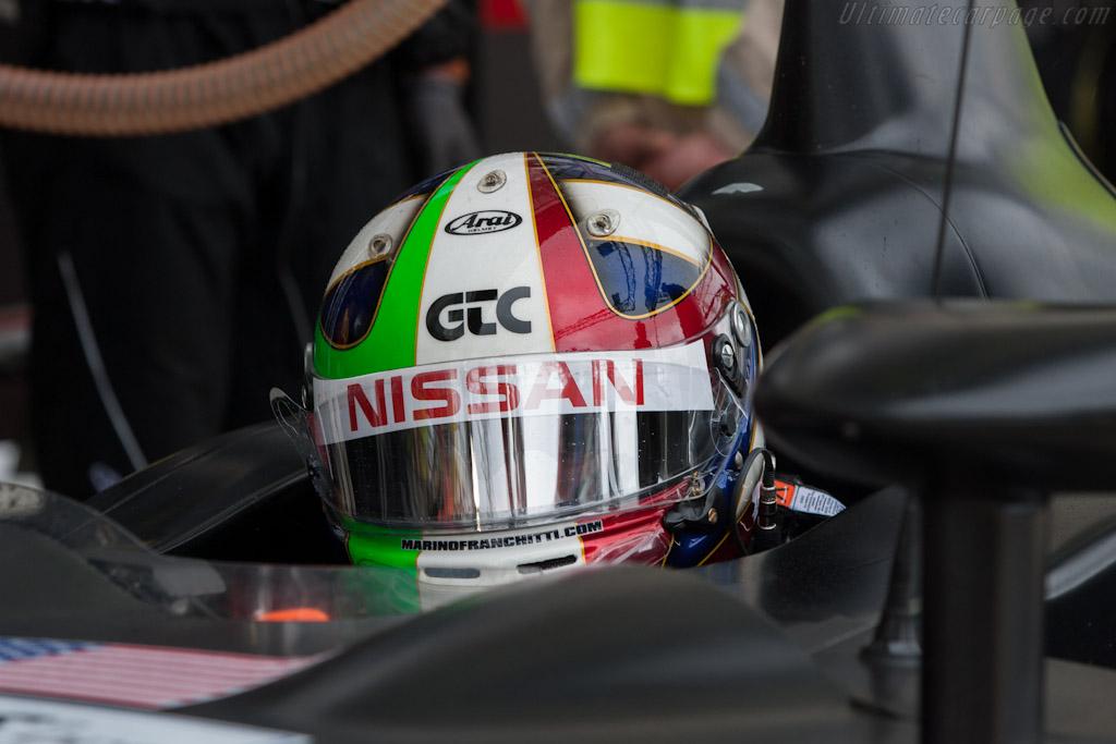 Marino Franchitti - Chassis: DWLM12001   - 2012 Le Mans Test