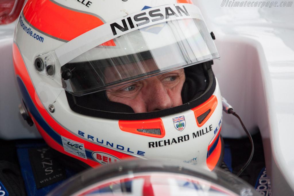 Martin Brundle    - 2012 Le Mans Test