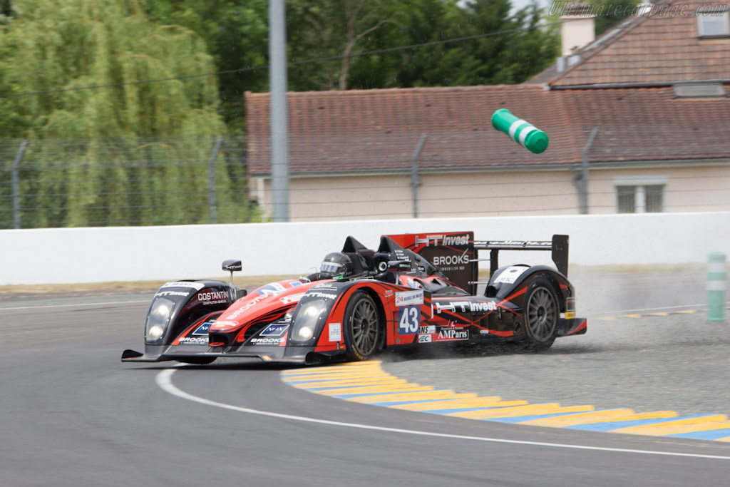 Norma M200P Judd/BMW - Chassis: 02   - 2012 Le Mans Test