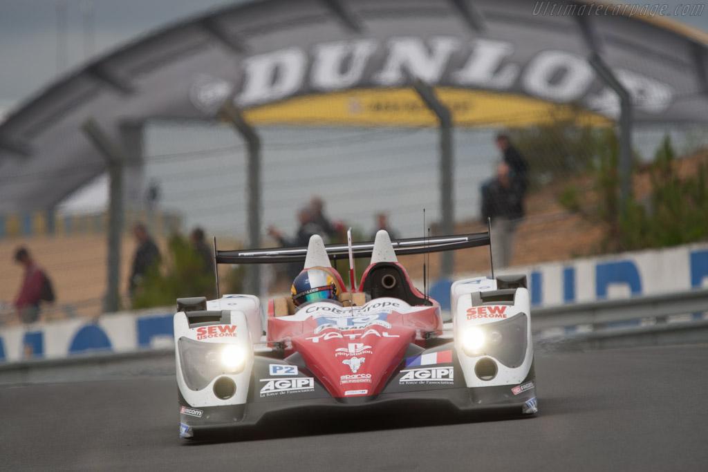 Oreca 03 Nissan - Chassis: 12   - 2012 Le Mans Test