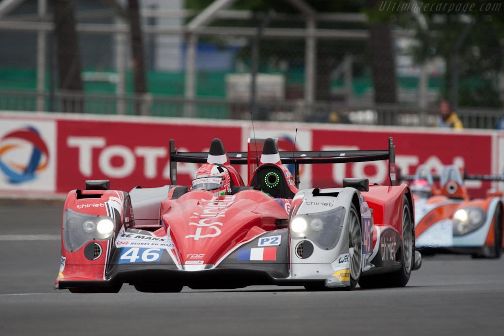 Oreca 03 Nissan - Chassis: 04   - 2012 Le Mans Test