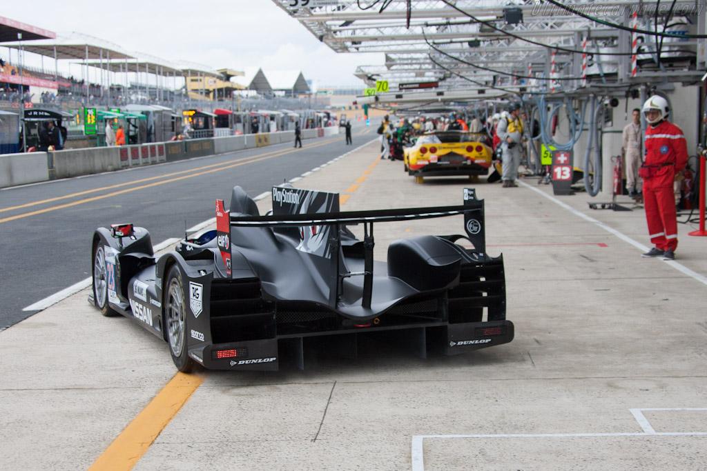 Oreca 03 Nissan - Chassis: 06   - 2012 Le Mans Test