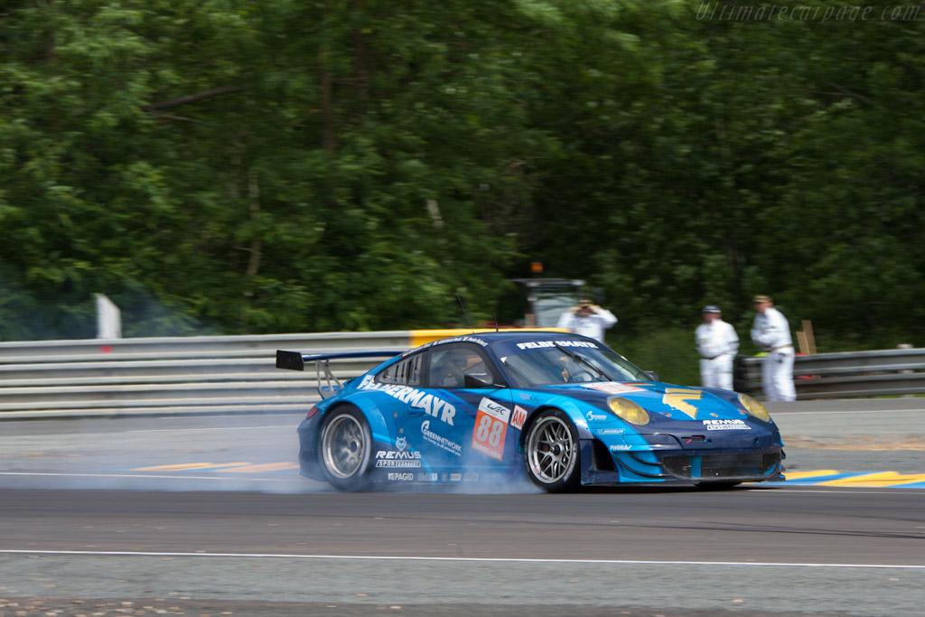 Porsche 997 GT3 RSR - Chassis: WP0ZZZ99ZBS799911b   - 2012 Le Mans Test